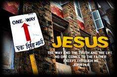 Jesus the way by GodwinAP.deviantart.com on @deviantART