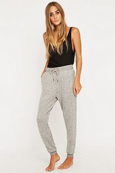 Out From Under Cosy Fleece Joggers