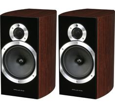 Surprisingly full and clear bookshelf speaker for $350. A powerful and dynamic sound with much more bass than you'd expect from a bookshelf. Check out the Stereophile review here: http://www.stereophile.com/content/wharfedale-diamond-101-loudspeaker