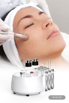 Shop this skun care beauty machine at eBay. You will get a beautiful skin Layers Of The Epidermis, Remove Acne, Blackhead Remover, Facial Care, Dead Skin, Face Skin, Collagen, Skin Care, Diamond