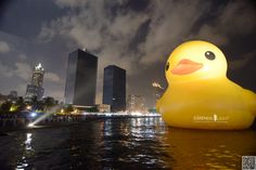 500px / Rubber Duck in Kaohsiung , Taiwan by Earendil_Light Yen
