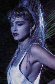 madonna, music, 1980s, queen of pop
