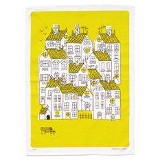 Lisa Jones / city illustration / house