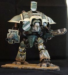 Imperial Knight, Painted by John Stiening