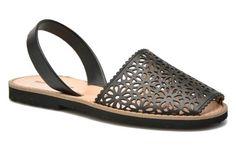 Sandales et nu-pieds Avarca MINORQUINES vue 3/4