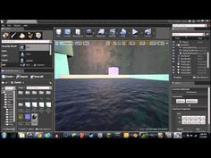 PTV Unreal Engine 4 Material tutorial 3 (Translucency)