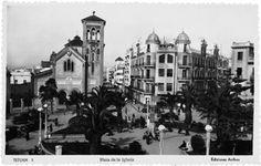"Tetouan Tetuan, ""plaza del primo"" Transfondo de El tiempo entre costuras"