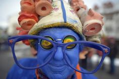 Springerzug Carnival. Herbstein, Germany