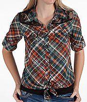 Daytrip Lace Yoke Shirt
