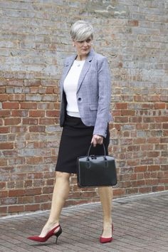 corporate catwalk | styleatacertainage