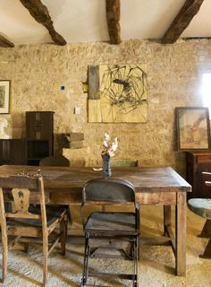 Richard and Carole Salmon's renovated house in Cahors, France - NYTimes.com