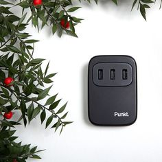 The true purpose of a present is to be received. - Marie Kondo @konmari_method  www.punkt.ch #technology_tamed #digitaldetox #JasperMorrison #design #tidy #simplify #recharge this #Christmas #FestiveTreats by punktdesign