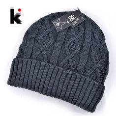 2016 winter men hats polo beanie knitted wool hat plus velvet cap Thicker mask beanies for men 5 colors #>=#>=#>=#>=#> Click on the pin to check out discount price, color, size, shipping, etc. Save and like it!