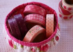 Tutorial: Gathered Round Basket | A Spoonful of Sugar