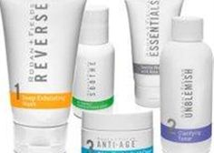 Rodan and Fields enhanced skin care line.  I've been using it for 3 months and LOVE IT!!!!   www.rcahalan.myrandf.com