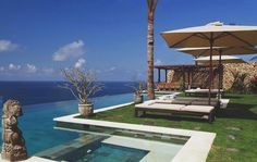 Holiday-makers in #Bali are spoilt for choice when it comes to luxury beach-front #hotels but one of my favourites in Bali is the @semarauluwatu Heaven on earth doesnt do this hotel justice with its 28-metre infinity pool ocean-views gourmet restaurants and opulent interior design. Hotels-live.com via https://www.instagram.com/p/BFWb4IpIwCo/ #Flickr
