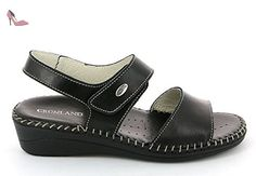 Grunland Elas femmes, synthétique, sneaker low, 35 EU