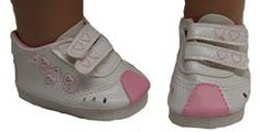 Cute Athletic Shoes for American Girl Dolls « Shoe Adds for your Closet