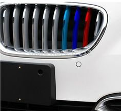 Find More Stickers Information about 22*0.3CM 3pcs/set Car styling Front Grille Reflective sticker For BMW 1/5/6/7series m3 m5 X1 X3 X5 X6 E36 E39 E46 E30 E60 E92,High Quality Stickers from Wholesale Auto UOBD2 Store on Aliexpress.com