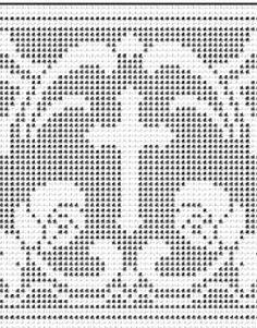 free filet crochet patterns - Google Search