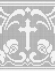 free filet crochet patterns - Google Search