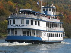 Goose Pond to Chattanooga Barbados, Jamaica, Honduras, Bolivia, Southern Belle Riverboat, Puerto Rico, Cuba, Great Places, Places To See
