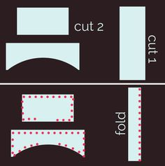 how to sew a bow on a dress