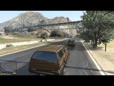 GTA V - Driving around San Andreas (Spoiler Free Random Gameplay)