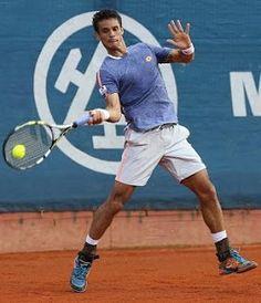 Blog Esportivo do Suíço: Rogerinho vence a primeira em Milão com 'pneu'