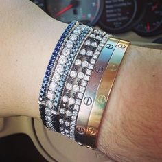 Arm party Friday #armparty #love by nichazoid :: rich kids of instagram