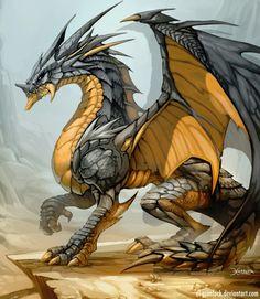 Awesome #Dragon