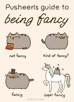 Yay! It's Pusheen! @you know who you are