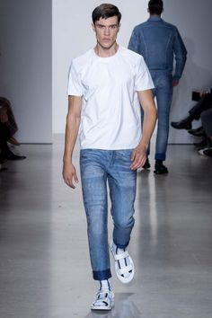 Spring 2016 Menswear – Calvin Klein Collection – collection