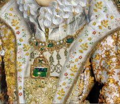 Marguerite de Valois, Queen of France  - Click to enlarge