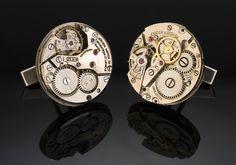 For Him :: Vintage Cufflinks - Round - RAREculture