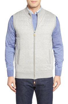 Peter Millar Dockside Vest. #petermillar #cloth #
