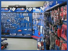 This shows our range of SP TOOLS brand tools