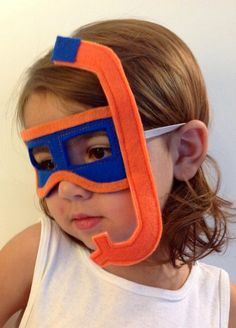 Deep Sea Toddler  masks Custom Listing for Sarah