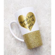 Always Have A Heart Of Gold Personalized by TwinkleTwinkleLilJar