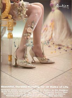 Trendy Braut schiere Socken Mode Trendy bride sheer socks fashion The post Trendy bride sheer socks fashion appeared first on Leanna Toothaker. High Fashion, Fashion Shoes, Womens Fashion, Rococo Fashion, Marie Antoinette, Mode Outfits, Corsets, Costume Design, Designer Shoes