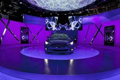 Infiniti Auto Show - Robinson Design Group | Graphic Design & Branding