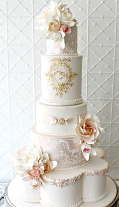 Faye Cahill Cake Design Wedding Inspiration