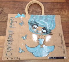 Angel wings ClaireaBella bag :)