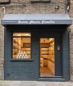 superfuture :: supernews :: london: santa maria novella store opening