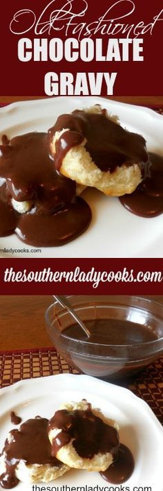 Chocolate gravy is a breakfast treat that grownups as well as children will love. If you have not tried chocolate gravy for breakfast spread over homemade biscuits you are in for a surprise. Breakfast Sausage Seasoning, Sausage Gravy, Sausage Breakfast, Breakfast Dishes, Breakfast Ideas, Breakfast Recipes, Country Breakfast, Breakfast Time, Brunch Recipes