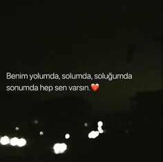 Learn Turkish, Love You, My Love, Meaningful Words, Galaxy Wallpaper, Love Words, True Love, Instagram Story, Qoutes