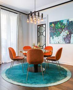 Жерар Февр (Gerard Faivre): апартаменты на рю Бонапарт • Модное место • Дизайн • Интерьер+Дизайн
