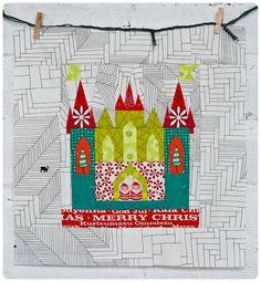 Nativity Scene block pattern | Projektownia Jednoiglec