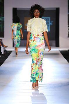 GTBLFDW Day 4:Lanre Da Silva Ajayi Copyright 2013, Lagos Fashion and Design Week. **Photo Credits: Kola Oshalusi (Insigna). Please indicate in all publication**