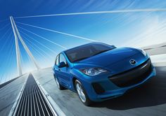 2012 Mazda3, love the color & the setting.